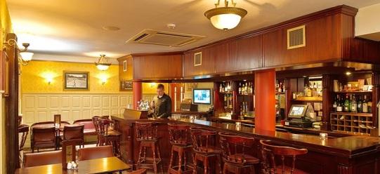 Atlantic Hotel bar