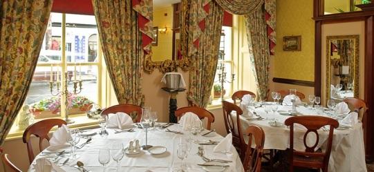 Atlantic Hotel dining