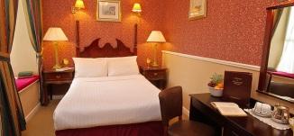 Atlatnic Hotel room