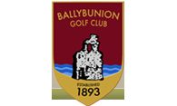 Ballybunion crest - wide