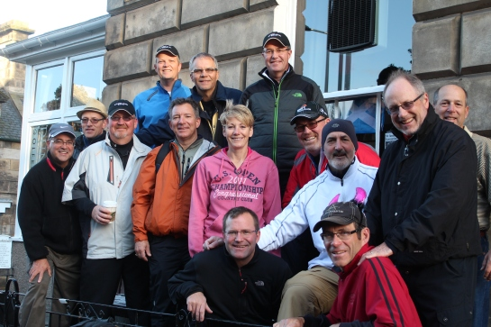 Group Photo at The Dunvegan