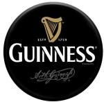 Guiness round logo