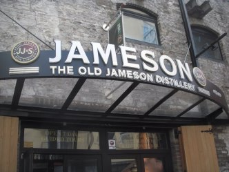 Jameson entrance