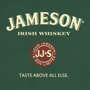 Jameson label