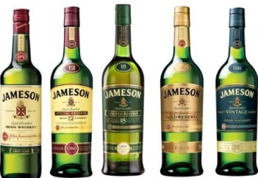 Jameson whiskey products