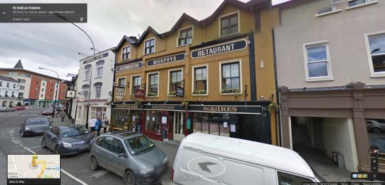 Murphys in Google Street View