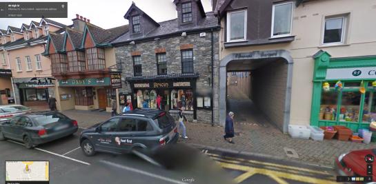 Bricin in Killarney