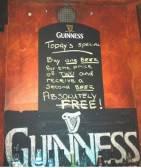 pub sign 12