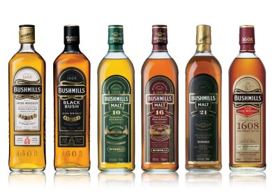 Bushmills products