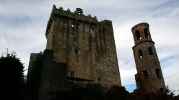 Visit to the BlarneyCastle