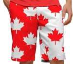 Loudmouth shorts - canada - cropped