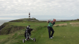 Doug - Old Head 4th tee