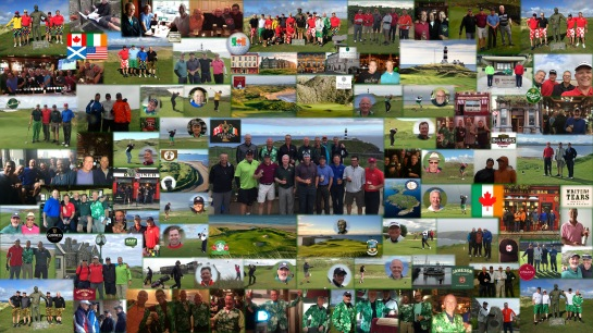 IrelandGolfTour2015 Collage 3