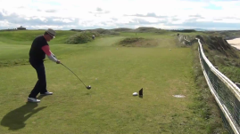 JJ - Ballybunion 7th tee