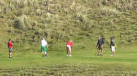 Tralee 13th green